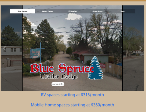 ABQ Mobile Home Parks