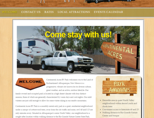 Continental Acres RV Park